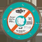 TYROLIT - Inovations - Timeline - TYROJet revolutionises diamond wheels