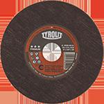 TYROLIT - Inovations - Timeline - Higher productivity through super-thin cut-off wheels
