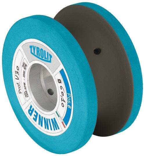 TYROLIT - Inovations - Timeline - WINNER CNC polishing wheels