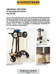TYROLIT - Inovations - Timeline - Modular wire saw system